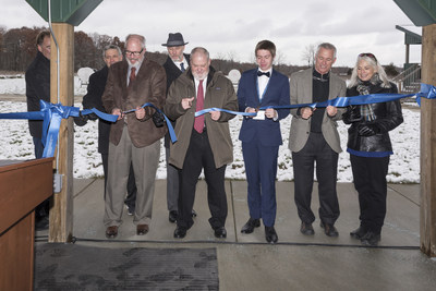Hillsdale College Dedicates Olympic Archery Range and Pavilion