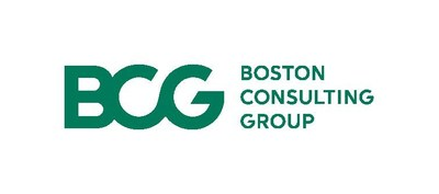 Boston Consulting Group logo (PRNewsfoto/The Boston Consulting Group)