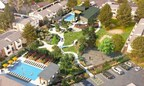 Spyglass Hill Apartments -- Beautiful new community amenities and common space renovations. Rendering by Dan O' Brian