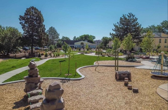 Spyglass Hill Apartments -- New community common space. Photo credit: Ashley Cid, Virtual Leasing Systems