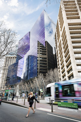 567 Collins Street in Melbourne's CBD is one of the 19 offices acquired by Oxford in its take-private acquisition of Investa Office Fund. (CNW Group/Oxford Properties Group Inc.)