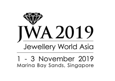 Jewellery World Asia 2019 Logo