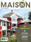 Couverture du magazine La Maison du 21e siècle, hiver 2019 (volume 26 numéro 1). (Groupe CNW/Éditions du 21e siècle Inc.)