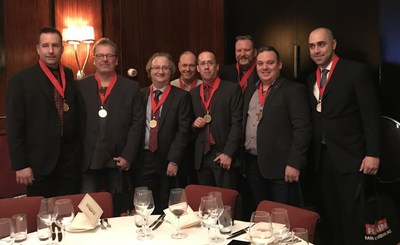 Rain Carbon Presents Gold, Silver and Bronze Medals at Inaugural Safety-First Awards Ceremony