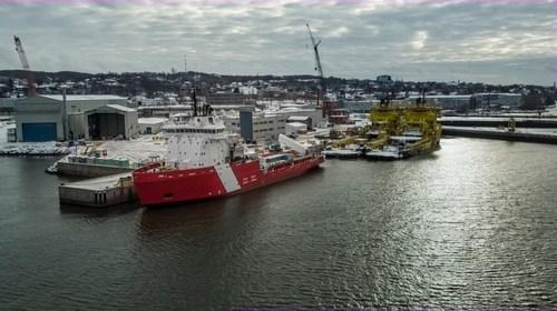 NGCC Captain Molly Kool (Groupe CNW/Pêches et Océans Canada)