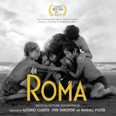 ROMA: Motion Picture Soundtrack Available Now