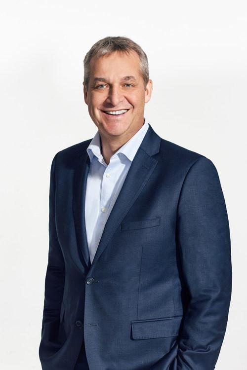 Richard Hélie, chef de la direction de FNX-INNOV inc. (Groupe CNW/FNX-INNOV)