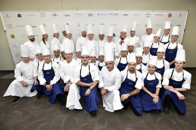 Ment'or BKB Foundation Returns To Las Vegas For Annual Young Chef And Commis Competition
