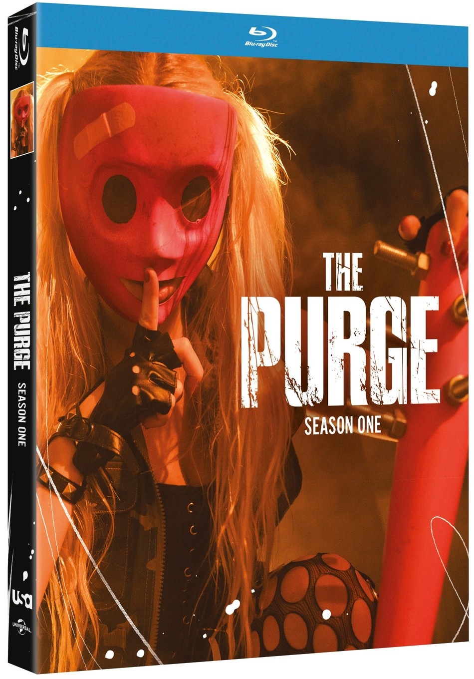 From Universal Pictures Home Entertainment: THE PURGE - SEASON ONE