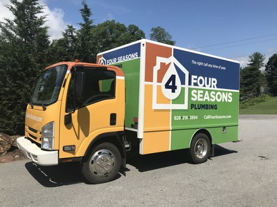 Reduce your carbon footprint next year with these tips from Asheville, N.C.'s Four Seasons Plumbing.