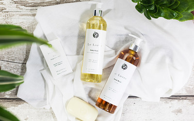 LeLores - Natural Bath & Body Products