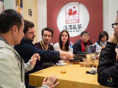 Join in the 2018 world-leading Tea Fair with the gracious invitation extended by Huajuchen