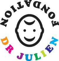 Logo: Fondation du Dr Julien (CNW Group/Fondation du Dr Julien)