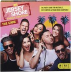 """Mattel® Introduces MTV's """"Jersey Shore Family Vacation"""" Board Game"""