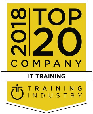 Global Knowledge Named a Top 20 IT Training Company for the 11th Year in a Row by Training Industry