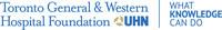 Toronto General & Western Hospital Foundation (CNW Group/Toronto General & Western Hospital Foundation)