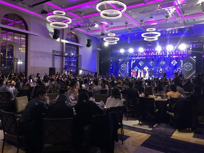 Global broadcasters and renowned celebrities took the stage at LiveMe's 2nd Annual Global Gala