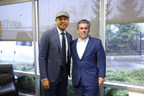 BMW of Springfield hosts New York Yankee Mariano Rivera at the Reveal of Lightning M4