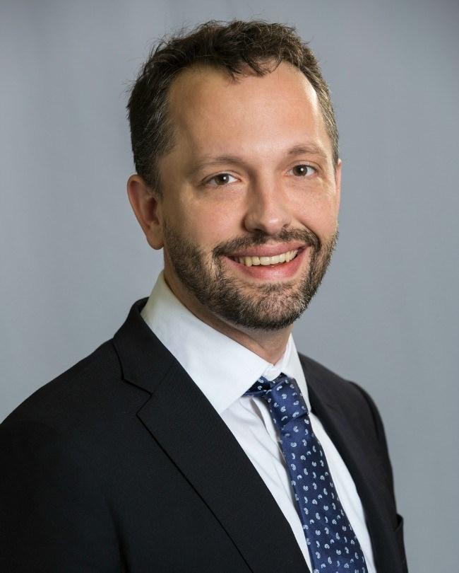 Colin Murchie, Senior Director of Business Development at EVgo