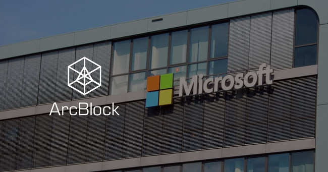 ArcBlock joins Azure Cloud Partner Program to offer blockchain 3.0 platform on Azure Clo