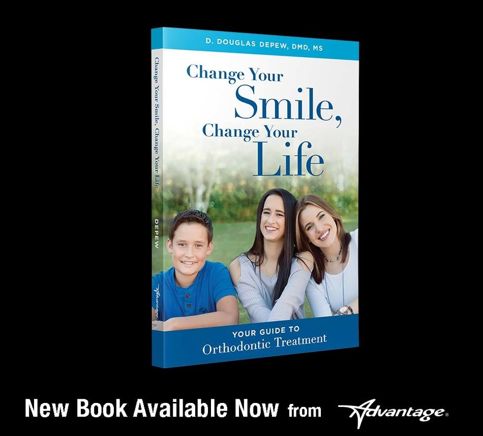New National Book Release from Acclaimed Orthodontist, Dr. Douglas Depew