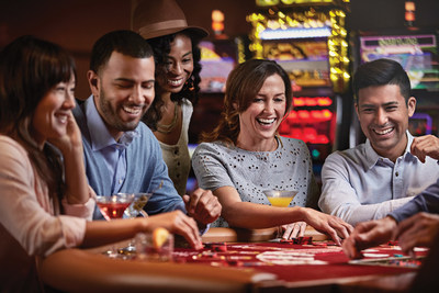 With slots, low-entry table play and tournaments, cruise ship casinos are more popular than ever for their fun and friendly environment and interactions with crew members and fellow guests . Photo courtesy of Princess Cruises.