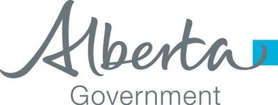 Logo : Gouvernement de l'Alberta (Groupe CNW/Société canadienne d'hypothèques et de logement)