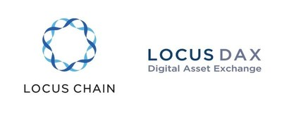 Locus Chain Foundation logo (PRNewsfoto/Locus Chain Foundation)