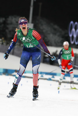 University of Minnesota Press to publish memoir of 2018 Olympic gold medalist and U.S. Women's National Cross Country Ski Team member Jessie Diggins