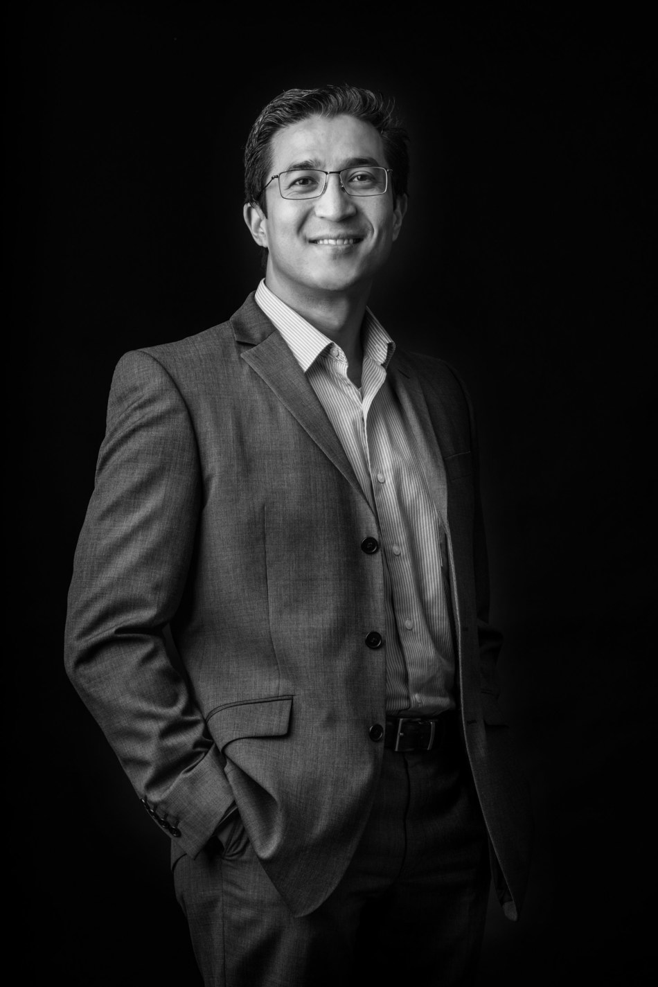 Rasu B. Shrestha, MD. Newly appointed Atrium Health Executive Vice President and Chief Strategy Officer.