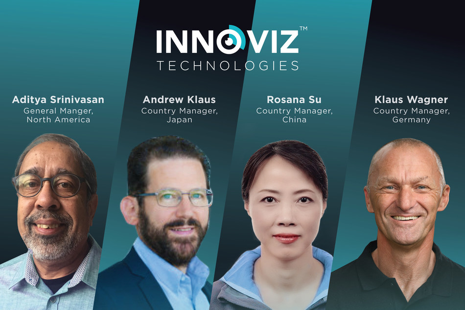 Innoviz's global expansion includes the appointing of several new in-country leaders to help deliver on the company's mission of providing LiDAR solutions that are available and affordable at a massive scale.