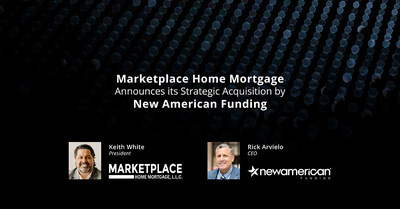 Marketplace Home Mortgage Announces Its Strategic Acquisition