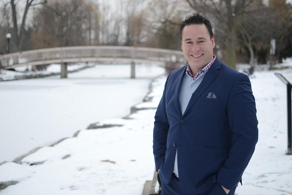 Jamie McIntosh CEO Mercy Ships Canada (CNW Group/Mercy Ships Canada)