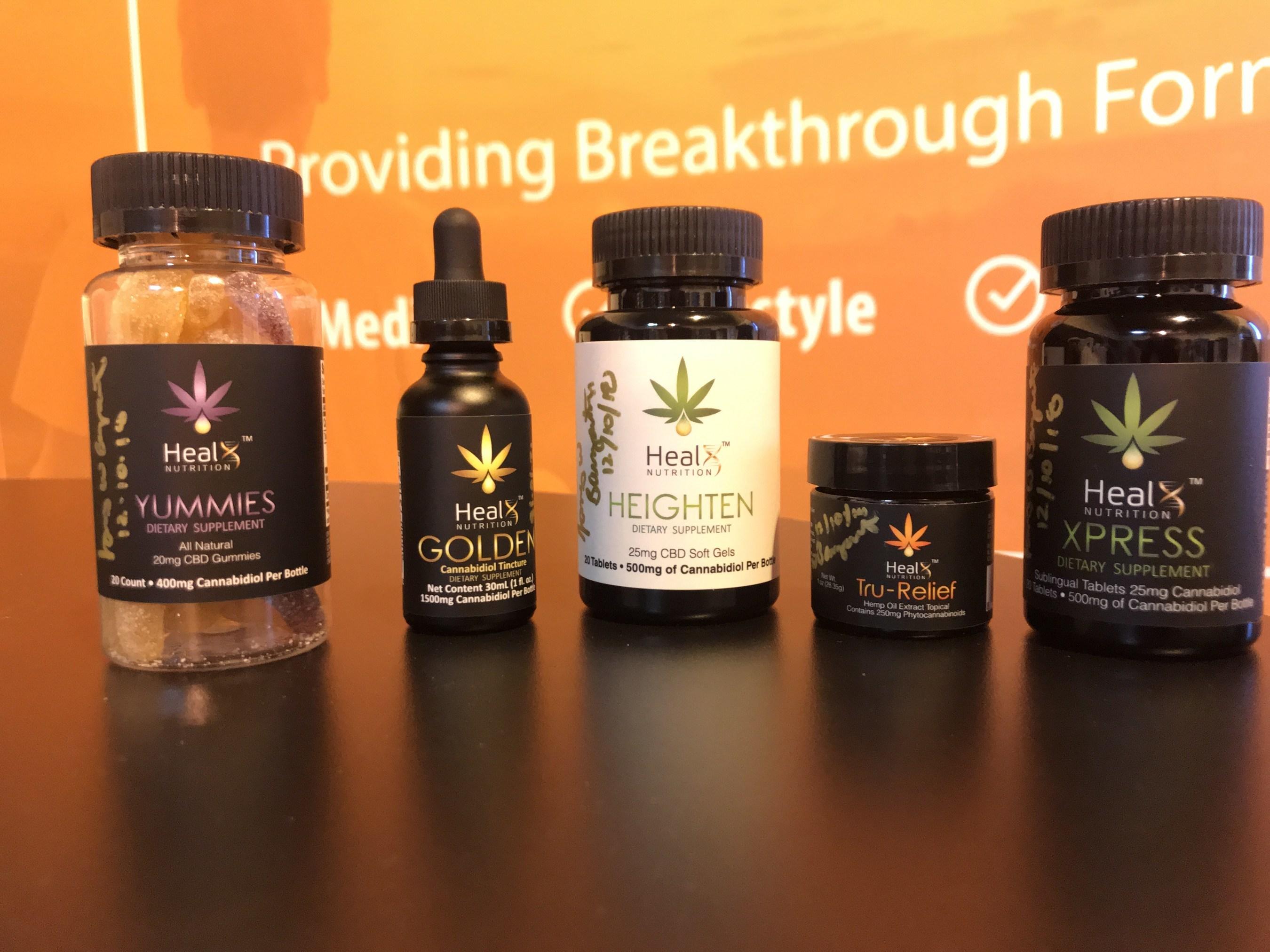 HealX Nutrition