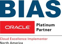 Oracle Cloud Excellence Implementer Program Recognizes BIAS for Delivering Successful Oracle Cloud ERP and EPM Implementations in North America.