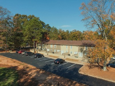 FM Capital Arranged a $14.25 Million Cash-Out Refinance Loan for Multifamily Complex in GA