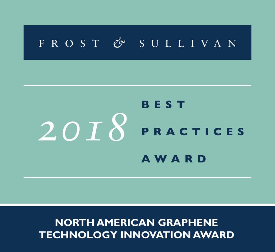 2018 North American Graphene Technology Innovation Award