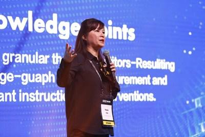 At Slush Singapore 2018, Squirrel AI Intelligent Adaptive Education Partner Yifang Liao Gives a Keynote Speech