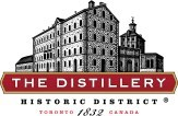 The Distillery District (CNW Group/The Distillery District)