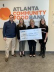 CapTech Food Fight Raises More Than 31,260 Meals for the Atlanta Community Food Bank