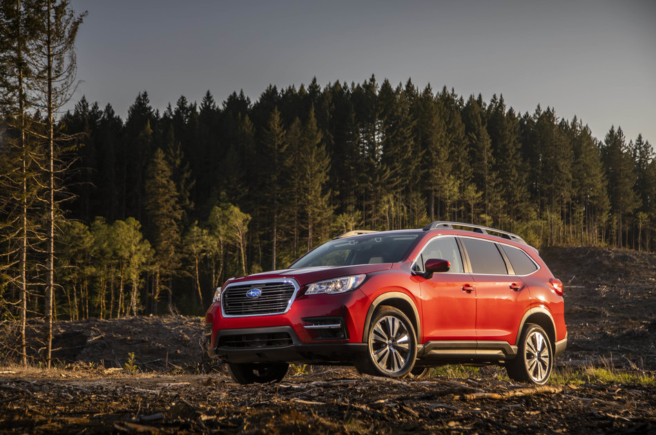 Subaru Brand Leads the Industry with Seven 2019 IIHS TOP SAFETY PICK+ Awards