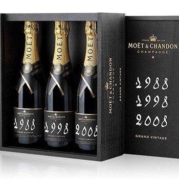 Pop the cork on the best champagnes to ring in 2019 with DrinkableGifts.com