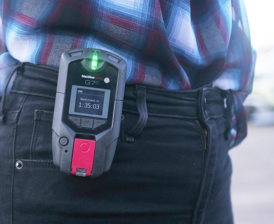 Blackline Safety receives $1.1M order for G7c and G7x lone worker monitoring technology and services. Under this order, Blackline will monitor the wellbeing of governmental safety agency personnel in the field. (CNW Group/Blackline Safety Corp.)