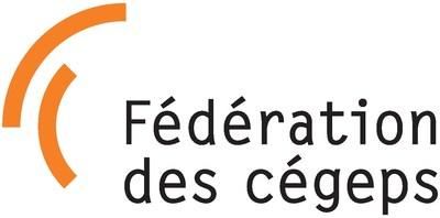 Logo : Fédération des cégeps (Groupe CNW/Fédération des Chambres de commerce du Québec)