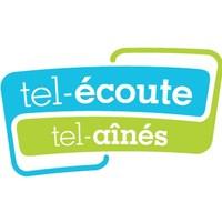 Logo : Tel-Écoute/Tel-Aînés (Groupe CNW/Tel-Écoute/Tel-Aînés)