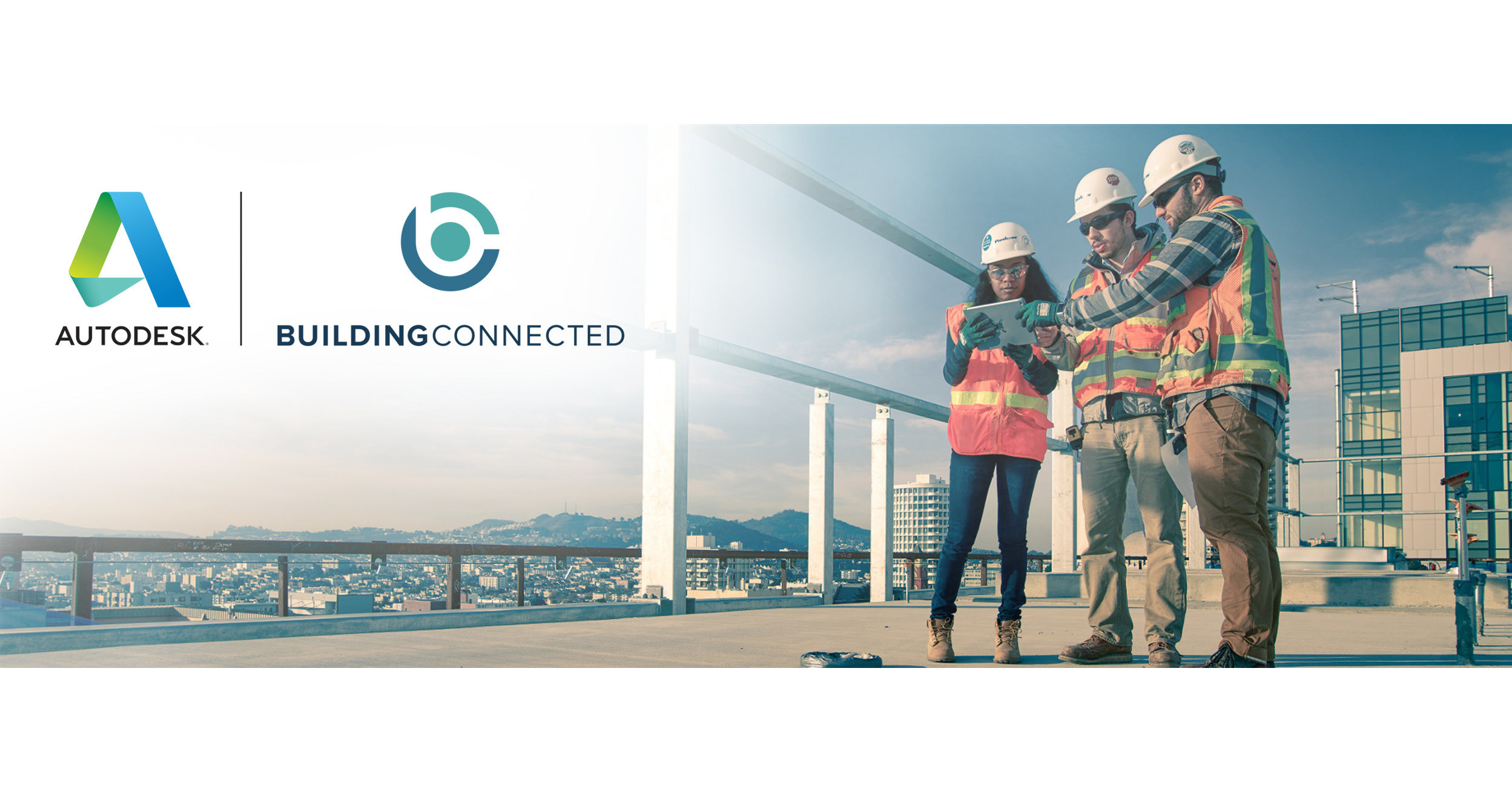 Autodesk to Acquire BuildingConnected, a Leading