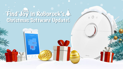 Roborock Adds a Christmas Egg to Its Latest Software Updates