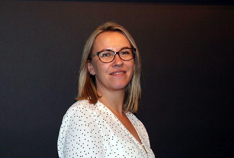 Haag-Streit UK's new Buyer, Anna Niedzwiecka (PRNewsfoto/Haag-Streit)