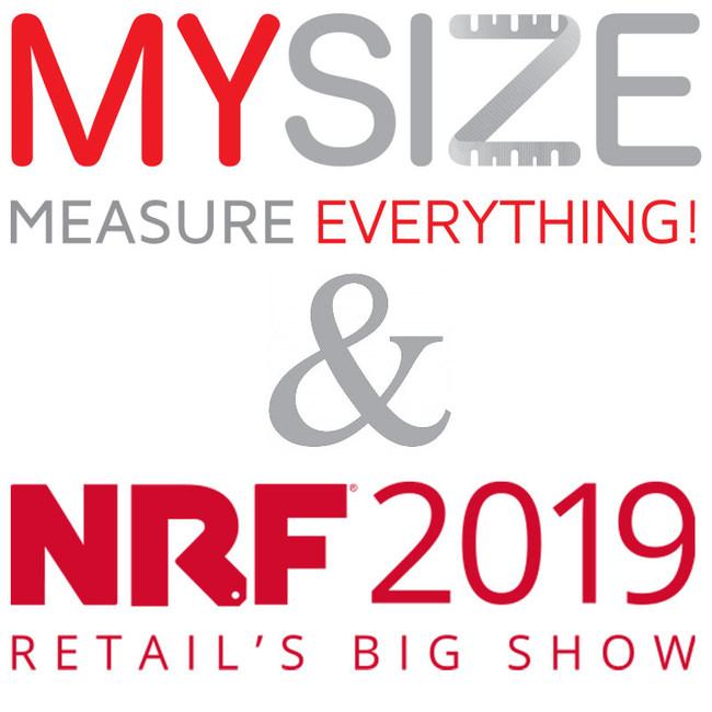 My Size to Showcase Its MySizeID™ Mobile Measurement