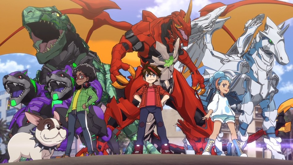 BAKUGAN Battle Planet premieres on Cartoon Network Sunday, December 23 in North (CNW Group/Spin Master)
